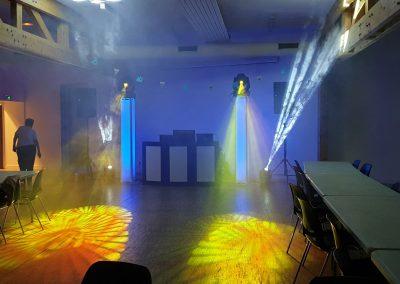 BlueSound-Animation Aube Salle des fetes les senardes anniversaire 40ans-28_09_2019 sonorisation