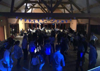 BlueSound Brienne Aube retraite 30_03_2019 sonorisation eclairage