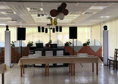 Blue-Sound-Animation Troyes aube anniversaire 18ans 31_08_2018 DJ régie lycra Le Pave des halles